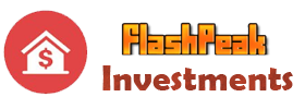 FlashPeak Real Estate Investments Logo